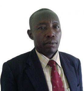 Hon. Okello Anecho Geoffrey, Vice Chairperson